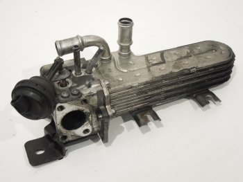VW Touareg 7L 2.5TDi EGR Cooler for Exhaust Gas Recirculation ...