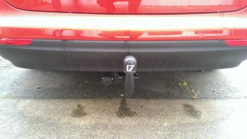 Choosing the Correct Tow Bar for Your Vehicle | Trident Towing