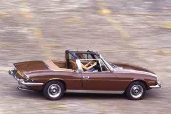 Triumph Stag: Buying guide and review (1970-1977) | Auto Express